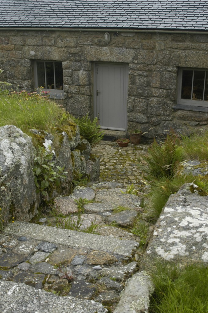 Stone Stairway to Home